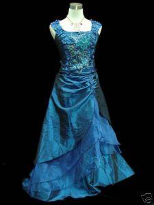 Steampunk Ball Dresses