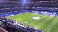 Madrid, Bernabeu
