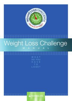 herbalife-weightlosschallengemanual by SEO South Africa via Slideshare