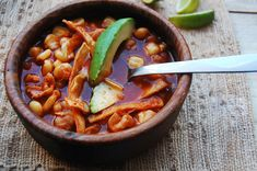 Vegan Posole…This was so delicious and easy!!! I will admit, I followed the ingredients but not the measurements. I also added fresh shredded cabbage and cilantro just before eating. Yumm
