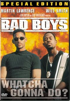 movies posters 1995 | Bad Boys (1995) Review - CinemaBlend.com