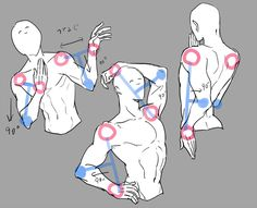 Anatomy Drawing Tutorial Utilize These Ways To Assure A Fantastic Experience Body Reference Drawing, Anatomy Reference, Drawing Skills, Art Reference Poses, Design Reference, Drawing Tips, Drawing Sketches, Drawing Techniques, Eye Drawings