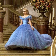 Cinderella, from Sketch to Reality  by costume designer Sandy Powell