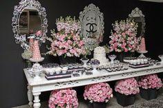 Tititi & Trelelê: Tea Theme: Chanel