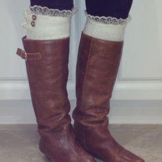 My very own boot socks