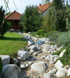 Suchy potok dry creek