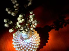 lily of the valley in hobnail