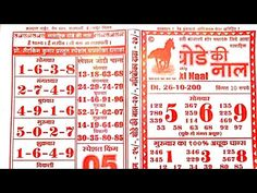Weekly Astrology, Astrology Chart, Daily Lottery Numbers, Super Lotto, Kalyan Tips, Online Chart, 120 Chart, Touch Math, Lottery Tips