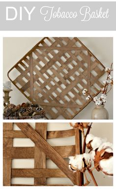 My good friend made a tobacco basket from wood veneer strips and copper nails using a wood frame as a mold. An early birthday present for me - lucky me!