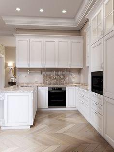 30+ minimalist but luxurious kitchen design (1) - jihanshanum