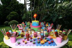 Como calcular quantidade de comida e bebida para uma festa de aniversário