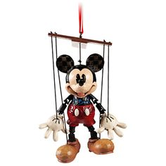 Mickey Mouse Marionette by Jim Shore - Item No. 6434101042417P, $37.50 sale $22.99