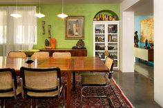 Dining room - eclectic - dining room - other metro - KuDa Photography