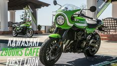 I ride the 2018 Kawasaki up to Malibu for the unveiling of the 2018 Kawasaki Cafe model and give some thoughts on the platform and a few first riding impressions. Kawasaki Motorcycles, My Ride, Platform, Thoughts, Model, Kawasaki Dirt Bikes, Scale Model, Heel