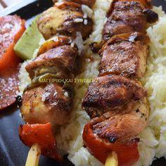 Ελληνικές συνταγές για νόστιμο, υγιεινό και οικονομικό φαγητό. Δοκιμάστε τες όλες No Cook Desserts, Sweets Recipes, Meat Recipes, Chicken Recipes, Cooking Recipes, Healthy Recipes, Recipies, Greek Recipes, Desert Recipes