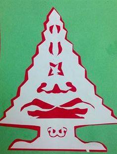 Artsonia Art Gallery - Folk Art Trees