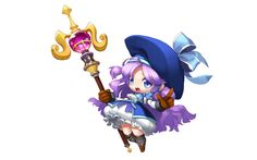 A Collection of Official MapleStory Artwork