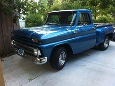65 Chevy C 10 MY BABY