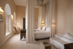 One of 40 Moroccan Themed Bedroom Decorating Ideas collected by Decoholic