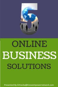 """""""online business solutions"""""""