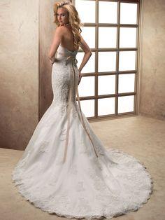 Maggie Sottero Wedding Dresses - Style Ophelia 34613 2013 Maggie Sottero dress Ophelia 34613 - BestBridalPrices [Ophelia] - $1,239.00 : Wedd...