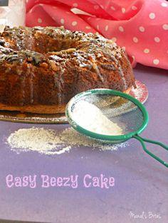 Manal's Bites: كعكة ال Easy Beezy