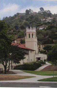 Where I went to middle school!  Malaga Cove Intermediate School, in Palos Verdes, CA