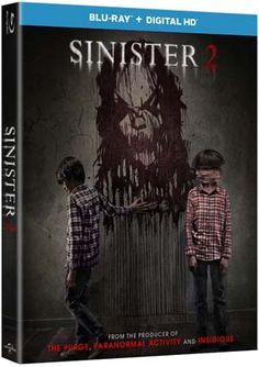 6 Things About the Sinister 2 Blu-ray @sinistermovie - #Sinister2 giveaway coming soon