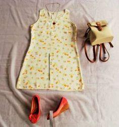 Vestido de verão
