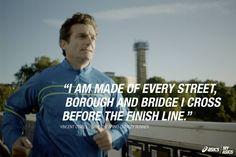Rhino Runner Vincent O'Neill is made of sport. #betteryourbest