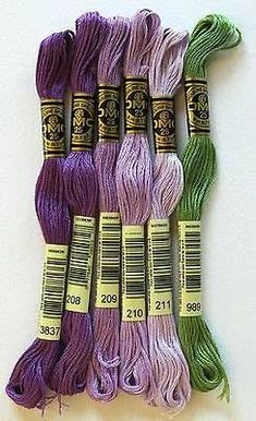 DMC to Anchor Embroidery Floss Conversion Chart Dmc Embroidery Floss, Types Of Embroidery, Hand Embroidery Stitches, Embroidery Techniques, Ribbon Embroidery, Cross Stitch Embroidery, Embroidery Patterns, Cross Stitch Patterns, Cross Stitch Thread