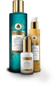 Peau sensible, découvrez les produit de Sanoflore Laboratoire Bio. Produits de beauté naturels pour la peau du visage et pour le corps