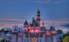 Sleeping Beauty's Castle.  Disneyland.  http://gallery.toursdepartingdaily.com/Disneyland-Resort/Photos/16408290_jb4Kv8#!i=1272266073&k=5jLSXJk