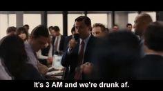 When your drunk friend has an amazing idea