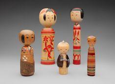 Japanese Toys! From Kokeshi to Kaiju Exhibit Detail | www.flysfo.com