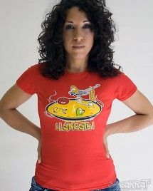 Camiseta - Lánzate!