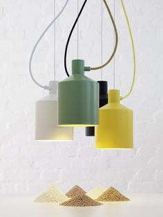 pendant lamps yes please!