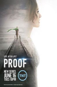 Proof centers on Dr. Carolyn Tyler (Jennifer Beals), a skeptical, hard-science, brilliant female surgeon with a caustic edge who has been struggling with the devastating loss of her teenage son and a growing estrangement from her surviving daughter.
