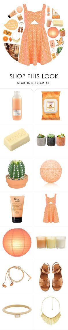 """-♡- types of girls"" by a-million-dreams ❤ liked on Polyvore featuring Davines, Burt's Bees, Shop Succulents, Roxy, The French Bee, Advanced Body Care by ME Bath, philosophy, River Island, Ladurée and Molton Brown"