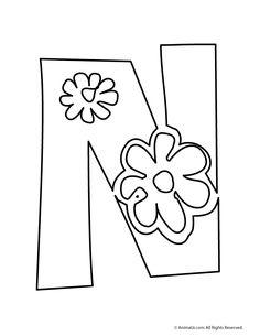 22 Best N Is For Nikki Images Letter N Monogram Monograms