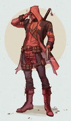 /Deadpool (Wade Wilson)/#1746358 - Zerochan