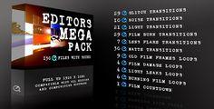 Motion Graphics - Editors Mega Pack   VideoHive