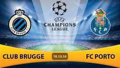 Club Brugge vs Porto Predictions