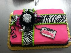 Birthday Cake by Stephanie Dillon LS1 Hy-Vee