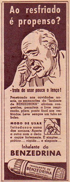 Inhalante de Benzedrina