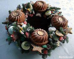 Corona di Natale by Morbideidee.com