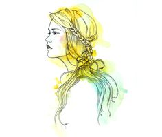 Festival Hair Inspiration From Drybar