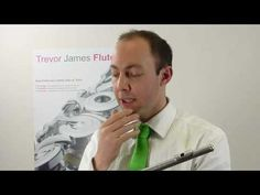 Flute Exercises - How to play your flute quietly in the top octave - YouTube