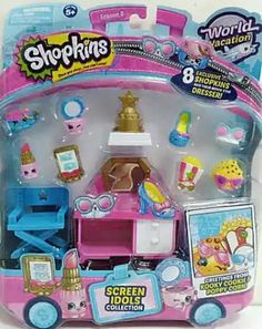 Shoppies Dolls, Shopkins And Shoppies, Barbie Doll Set, Baby Barbie, Shopkins Super Mall, Shopkins Season 9, Toys For Girls, Kids Toys, Num Noms Toys