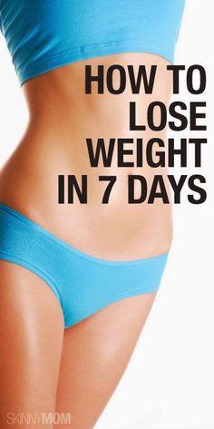 7 Ways to Lose Weight in 7 Days        #weightloss #weightlosstips   https://www.genetichealthplan.com/